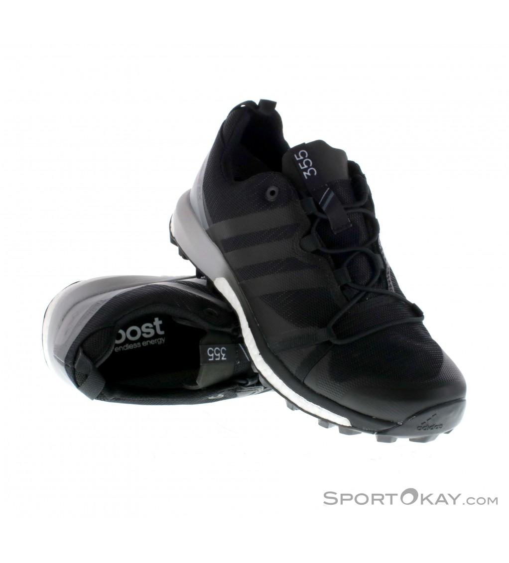 adidas adidas Terrex Agravic GTX Mens Trail Running Shoes Gore Tex