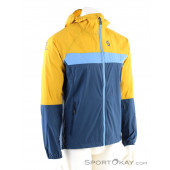 Orange Scott Trail MTN Windbreaker 40 Mens Cycling Jacket