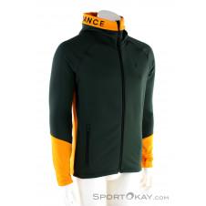 Navy Blue Sports Outdoors Breathable Peak Performance Mens Rider Half Zip Top