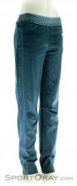 Chillaz Sarah's Pant Damen Kletterhose, Chillaz, Blau, , Damen, 0004-10244, 5637563120, 9120076016758, N1-01.jpg